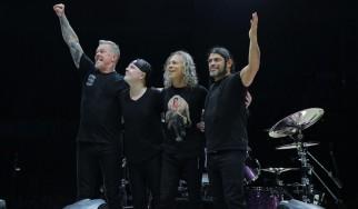 Metallica, Kvelertak @ Unipol Arena, Μπολόνια, Ιταλία, 14/02/18