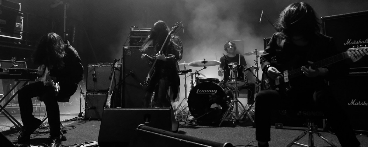 Mono, A Storm Of Light, Caldera @ Fuzz Club, 20/10/18