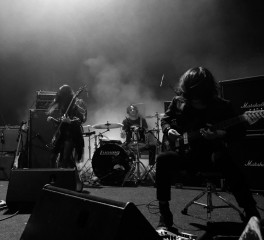 Mono, A Storm Of Light, Caldera @ Fuzz Club, 20/10/18