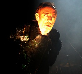 Peter Murphy featuring David J., Vagina Lips @ Principal Club Theater, 15/12/18