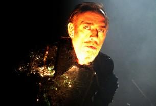 Peter Murphy featuring David J., Vagina Lips @ Principal Club Theater, 15/12/18