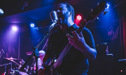 Rock Bloom Fest: Cosmonuts, Vonavibe, The Water Striders, The Fantastic Terrors @ An Club, 30/11/18