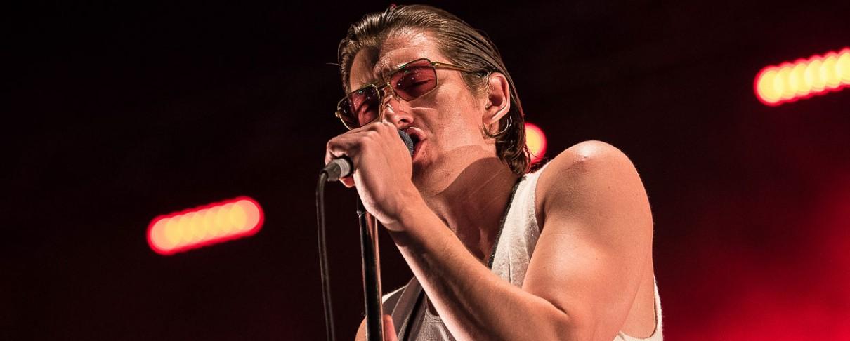 Rockwave Festival (Arctic Monkeys, Alt-J, Miles Kane κ.ά.) @ TerraVibe Park, 06/07/18