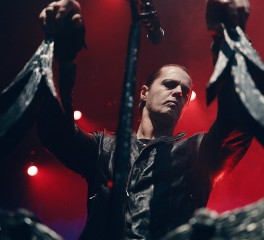 Satyricon, On Thorns I Lay @ Fuzz, 23/01/18