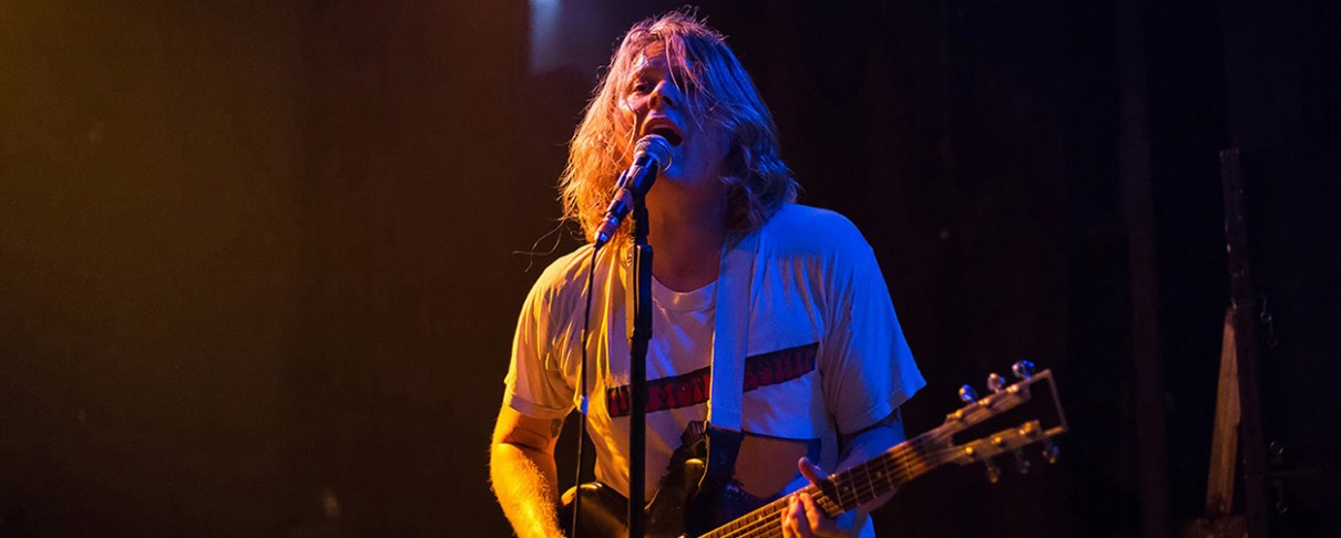 Ty Segall & The Freedom Band, Chickn, Bonnie Nettles @ Gagarin 205, 16/06/18