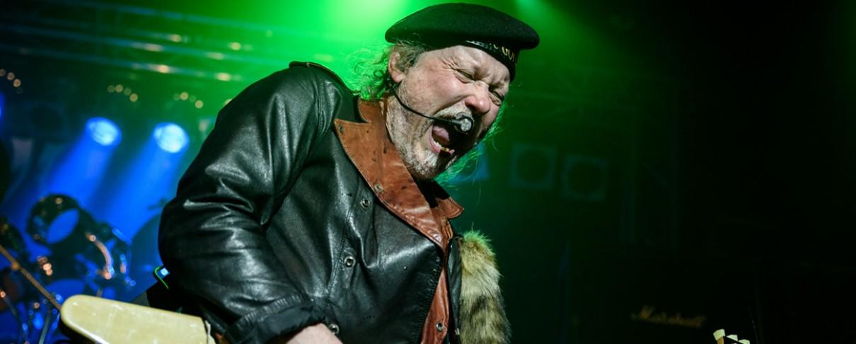 Up The Hammers Festival - Day 2: Heavy Load, Saracen, Emerald, Glacier κ.ά. @ Gagarin 205, 26/05/18