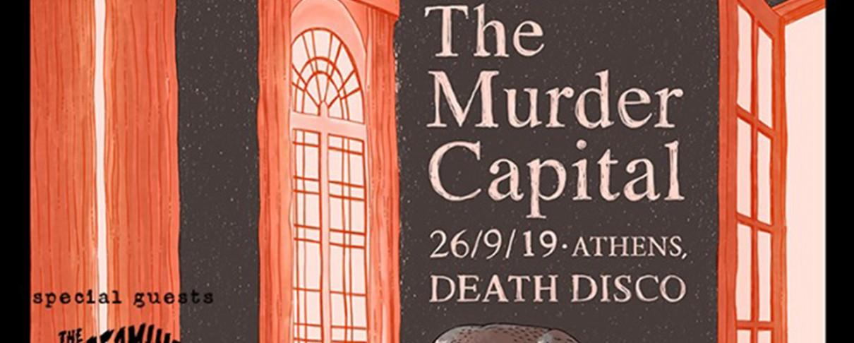 The Murder Capital, Screaming Fly, Church Of The Sea @ Death Disco, 26/09/19