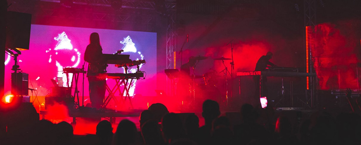 Unkle @ Sonar Athens, 12/10/19