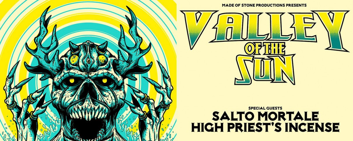 ​Valley Of The Sun @ To Meros, Πάτρα, 07/10/19
