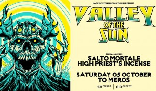 Valley Of The Sun @ To Meros, Πάτρα, 07/10/19