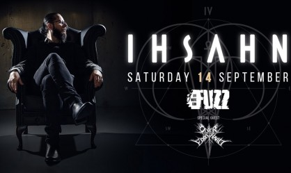 Ihsahn, Order Of The Ebon Hand @ Fuzz Club, 14/09/19