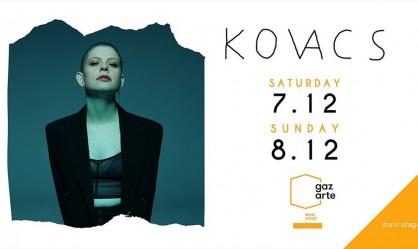 Kovacs @ Gazarte, 08/12/19