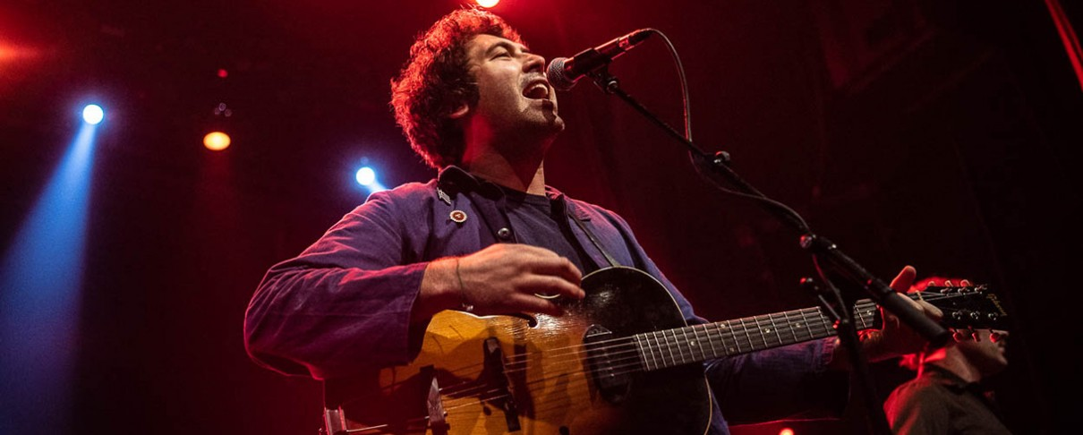 Allah-Las, Tim Hill @ Fuzz Club, 24/10/19