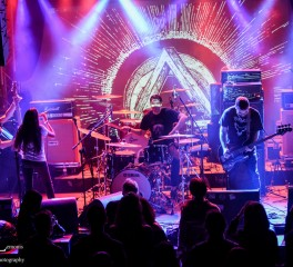 Allochiria, Afformance, Nochnoy Dozor @ Ghetto, Πάτρα, 10/01/19