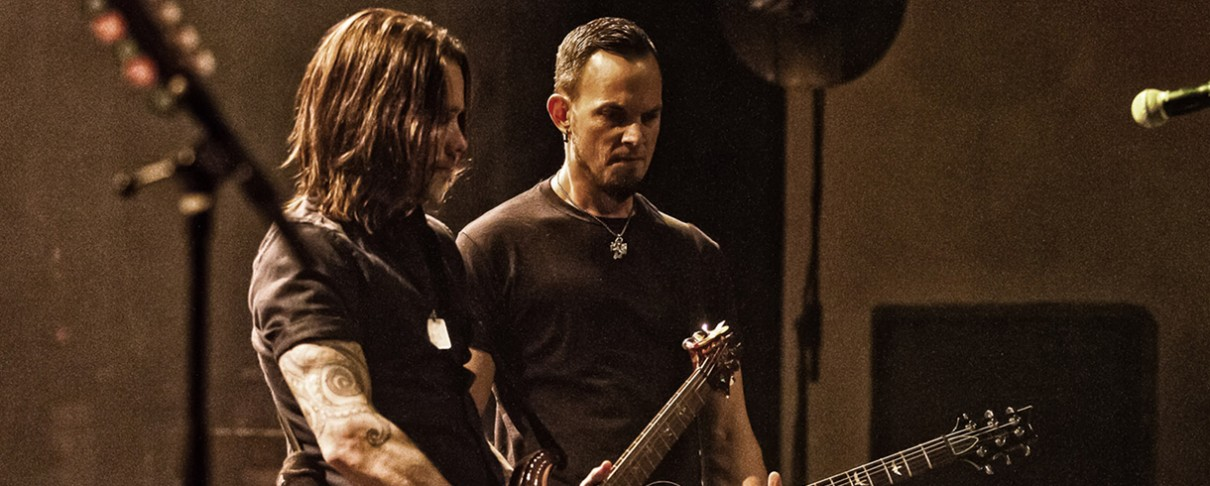 Alter Bridge, Shinedown, The Raven Age @ Razzmatazz, Βαρκελώνη, 04/12/19