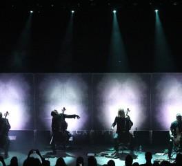 Apocalyptica @ Fix Factory Of Sound, 01/11/19