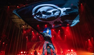 Barcelona Rock Fest - Day 3 (Arch Enemy, Saxon, Krokus, Hammerfall, Cradle Of Filth, Combichrist κ.ά) @ Parc De Can Zam, Βαρκελώνη, 06/07/19