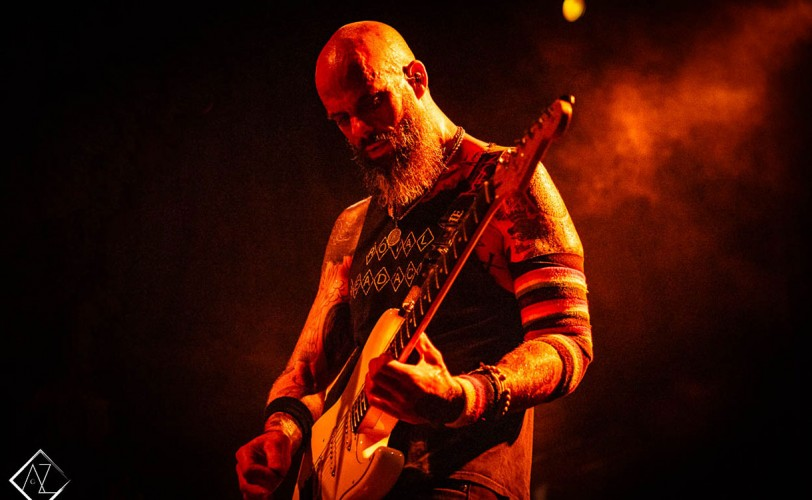 Baroness, Breath After Coma @ Gagarin 205, 19/10/19
