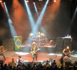 Cavalera Conspiracy, Conan, Healing Magic @ O2 Forum, Λονδίνο, 11/12/19