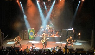 Cavalera Conspiracy, Conan, Healing Magic @ O2 Forum, Λονδίνο, 11/12/19