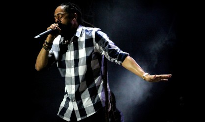 Damian Marley, Hollie Cook, Ταφ Λάθος @ Fix Open Air, 08/06/19