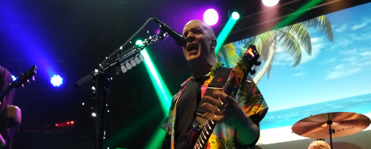 Devin Townsend, Haken @ The Academy, Δουβλίνο, 06/12/19