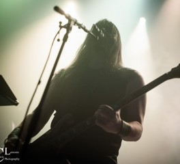 Enslaved, Lucifer's Child @ Fuzz Club, 10/05/19