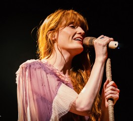 Florence + The Machine @ Κλειστό Ολυμπιακό Στάδιο Γαλατσίου, 21/09/19