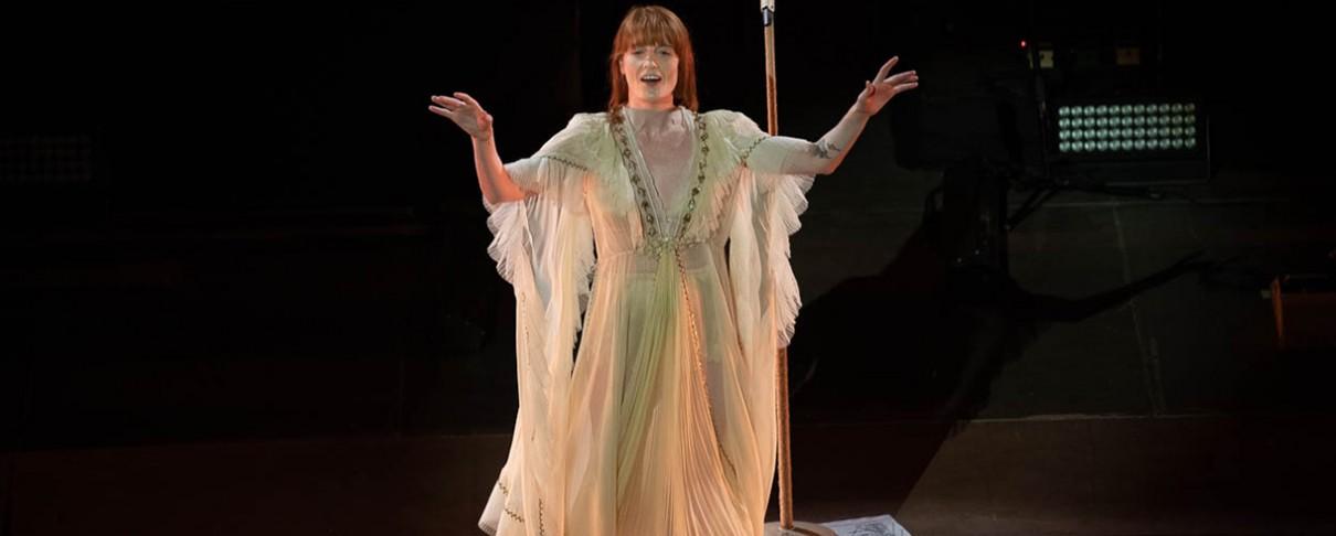 Florence + The Machine @ Ηρώδειο, 19/09/19