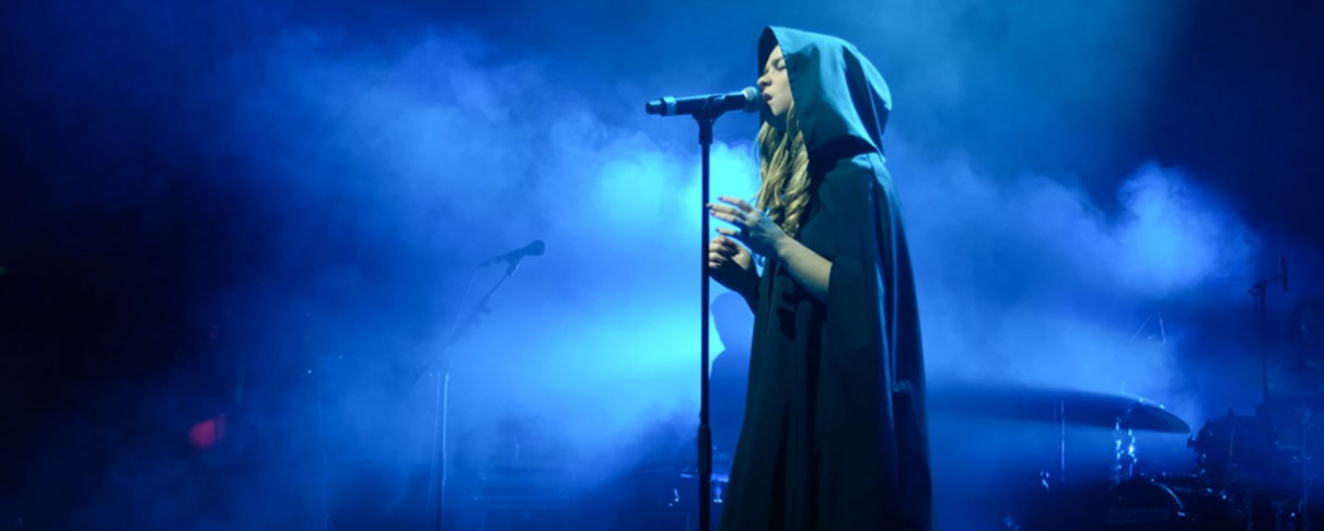 Hooverphonic, Marva Von Theo @ Fuzz Club, 14/12/19