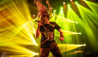 Lamb Of God, Aetherian @ Gazi Music Hall, 03/07/19