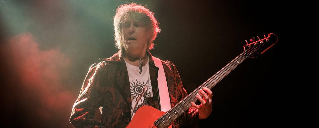 Martin Turner (ex Wishbone Ash), Bag Of Nails @ Κύτταρο, 22/02/19