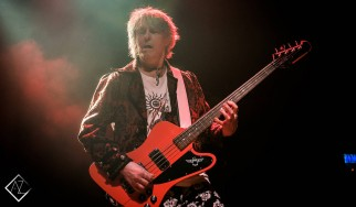 Martin Turner (ex Wishbone Ash), Bag Of Nails @ Κύτταρο, 22/02/19