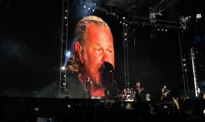 Metallica, Ghost @ Arena Nationala, Βουκουρέστι, 14/08/19