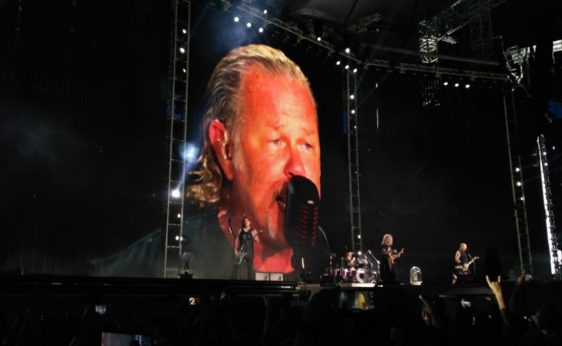 Metallica, Ghost @ Arena Nationala, Βουκουρέστι, 14/08/19