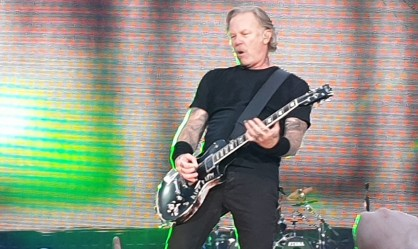 Metallica, Ghost @ Twickenham Stadium, Λονδίνο, 20/06/19