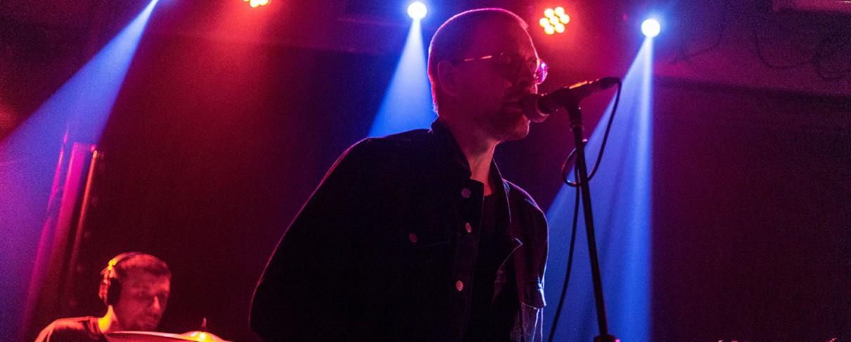 Motorama, Marva Von Theo @ Death Disco, 14/03/19
