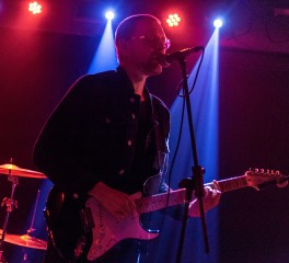 Motorama, Marva Von Theo @ Death Disco, 14/03/19