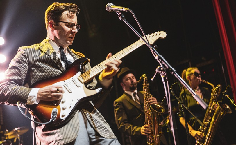 Nick Waterhouse, Coal Miner @ Fuzz Club, 08/11/19