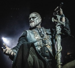 Powerwolf, Gloryhammer @ Piraeus Academy, 29/11/19