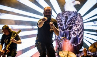 Release Athens (Clutch, Black Rebel Motorcycle Club, Planet Of Zeus, Godsleep, Whereswilder) @ Πλατεία Νερού, 19/06/19