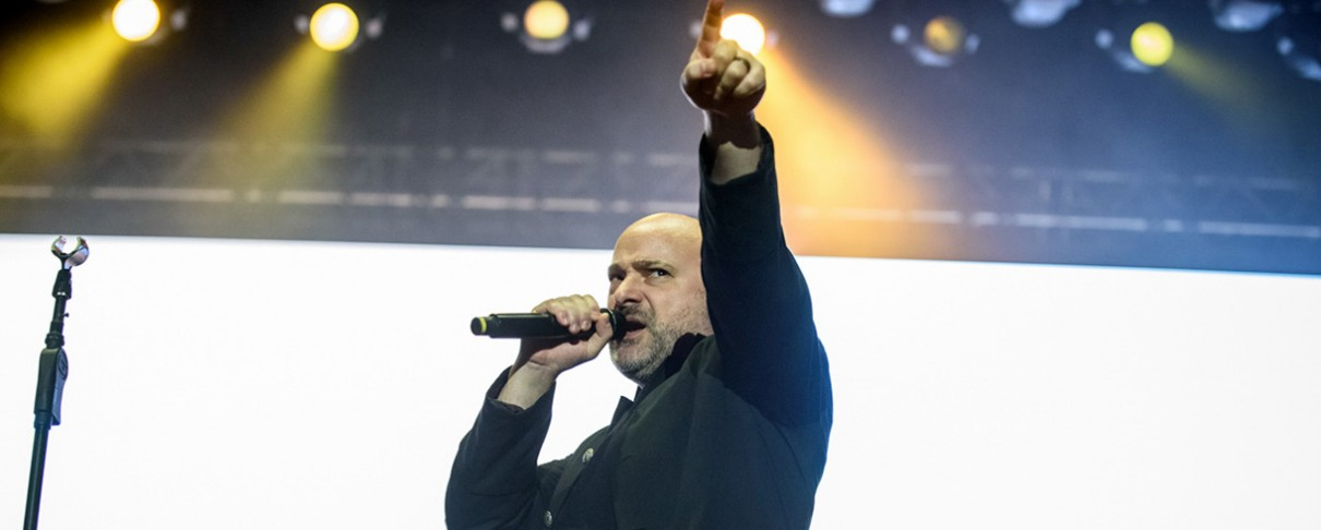 Release Athens Festival (Disturbed, Anthrax, SixForNine, Need, Breath After Coma) @ Πλατεία Νερού, 30/06/19