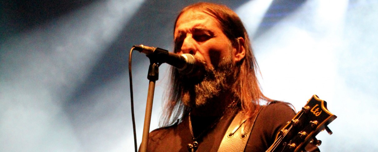 Rotting Christ, Moonspell, Silver Dust @ Principal Club Theater, 14/11/19