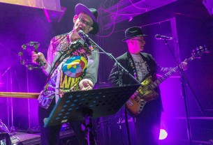 Television Personalities, The Callas, Kissamatic Lovebubbles @ Temple, 16/03/19