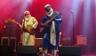 Galway International Arts Festival: Tinariwen, Elikya @ Heineken Big Top, Galway, Ιρλανδία, 16/07/19