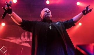U.D.O., Red Partizan, Kiss Of The Dolls @ Piraeus Academy, 31/03/19