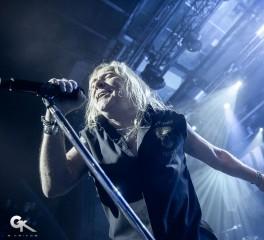 Uriah Heep, Chrysilia @ Fuzz Club, 08/02/19