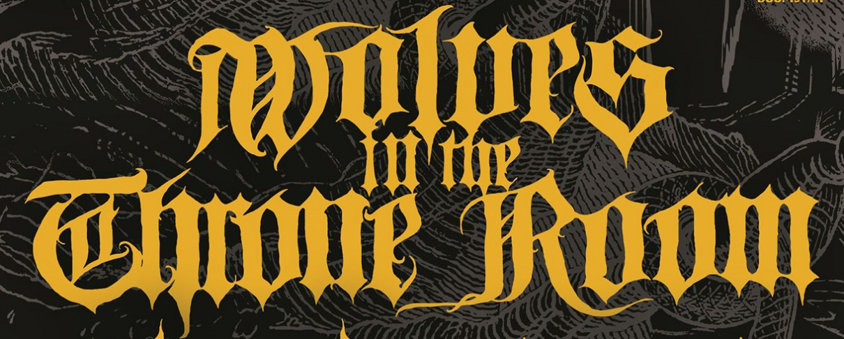 Wolves In The Throne Room, Decipher @ Gagarin 205, 07/02/20