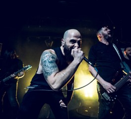 This Is Hell Vol.3: Foray Between Ocean, Blessed By Perversion, Black Path @ Temple, 31/01/20