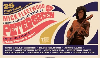 Mick Fleetwood & Friends @ London Palladium, 25/02/20